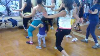 zumba, dance dance dance..