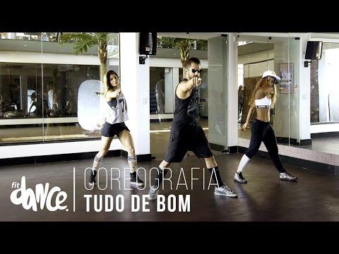 Tudo de Bom - MC Livinho - Coreografia   FitDance - 4k