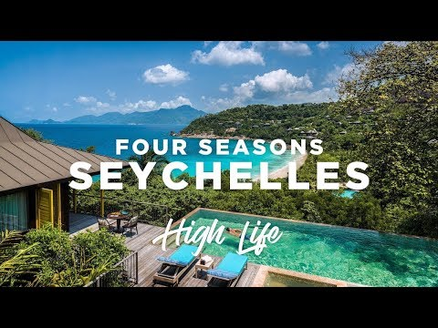 A LUXURY RESORT IN PARADISE - Four Seasons Seychelles | High