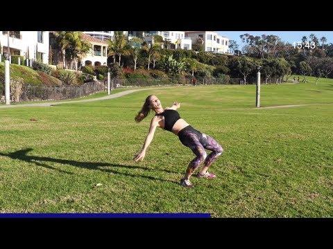 20 Minute HIIT Workout // Abs Core Legs // Burn 200 Calories