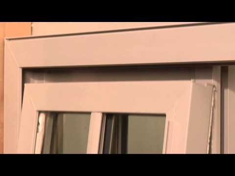 How to Replace the Sash on a Vinyl Sliding Window