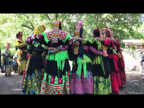 Kalash - The Sole Pagan Valley of Pakistan, Chilam Joshi Festival 2017