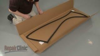Fridge Door Gasket Replacement – Whirlpool Refrigerator Repair (part #2159081)