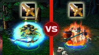 DOTA MEDUSA vs EMBER (BEYOND GODLIKE PRO HARD GAME)