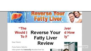 Reverse Your Fatty Liver Review | Is Reverse Your Fatty Liver Good?