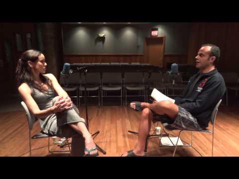 Walking Dead's Sarah Wayne Callies with Honolulu, Hawaii radio host Dave Lawrence  part 2