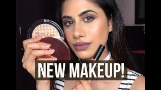 NEW MAKEUP!!! | Haul | Malvika Sitlani