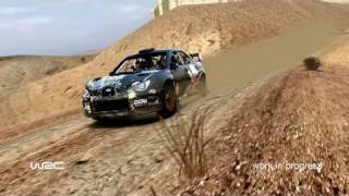 WRC: FIA World Rally Championship - Comic-Con 2010: Gameplay Footage | HD