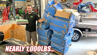 A Fan Sent Us Over 1,000 Mountain Dews....