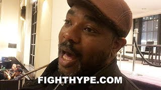 (WOW!) CRAWFORD TRAINER BOMAC ON FIRE; EXPLAINS HAND INJURY AND WARNS