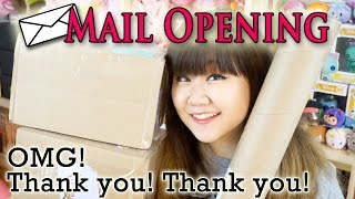 Mail Opening - Packages - Ag Doll, Disney, Lps, Moshi Monsters, Pigs! - Omg Thank You!!