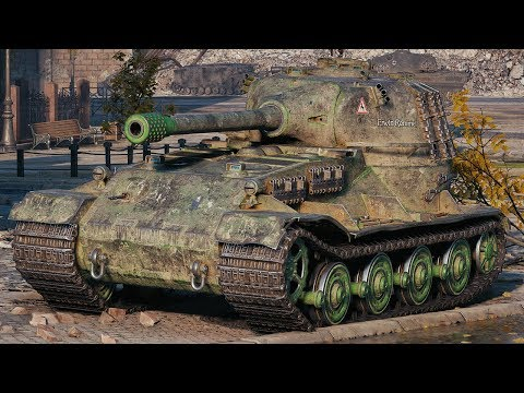 World of Tanks VK 72.01 (K) - 4 Kills 11,2K Damage thumbnail