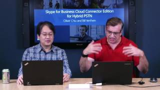 SfB Broadcast: Ep. 43 Skype for Business Cloud Connector Edition for Hybrid PSTN