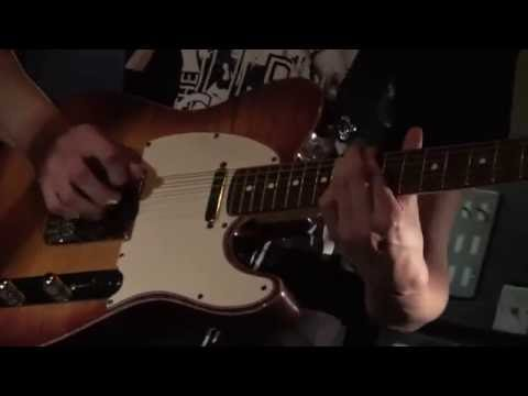 Chiyoda Ku - Guitar/Bass (live at The Firefly, Worcester - 25th August 16)