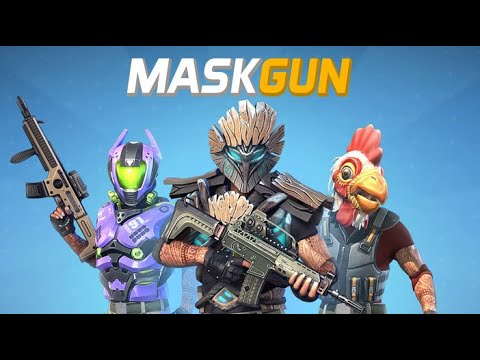 Mask Gun Game Play and Tutorial thumbnail