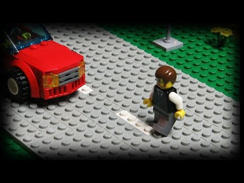 Lego Car Crash thumbnail