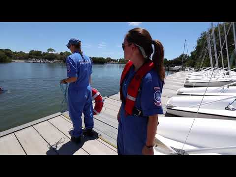 Search & Rescue: How to Properly Throw a Ring Buoy