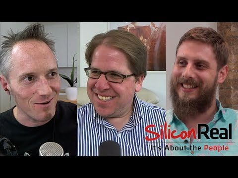 Jeff Lynn of Seedrs - Equity Crowdfunding | Silicon Real