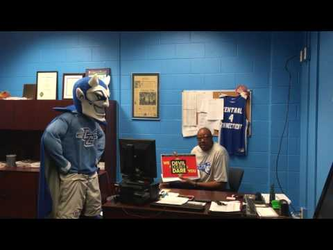 Kizer the Blue Devil Serves Donyell Marshall the Devil Double Dare