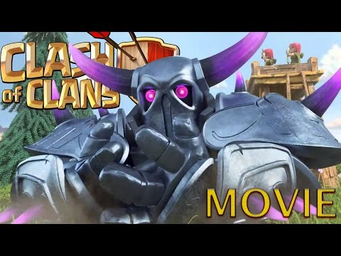 Clash Of Clans Movie - Full Clash Of Clans Movie Animation (Official)
