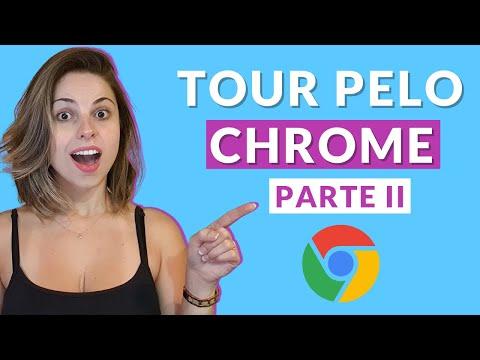 Tour pelo Google Chrome: organização e otimização das guias