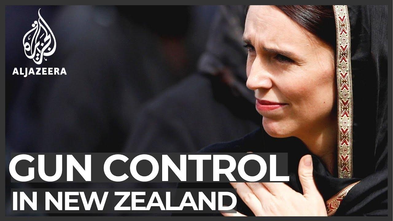 🇺🇸🇳🇿 Americans shocked at New Zealand's move towards gun control | Al Jazeera English