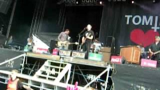 Tomte - Ich sang die ganze Zeit von dir - Highfield 2009