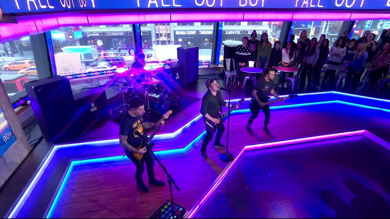 fall-out-boy-hold-me-tight-or-don-t-live-on-good-morning-america-falloutboyvevo