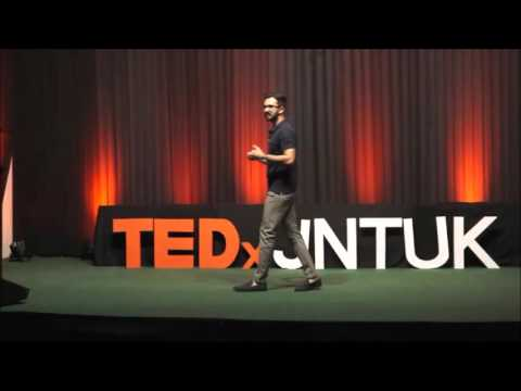 Small Town Mindset | Varun Duggirala | TEDxJNTUK