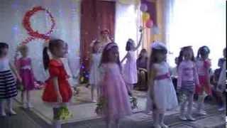 танец цветов в детском саду(, 2014-03-07T15:48:54.000Z)