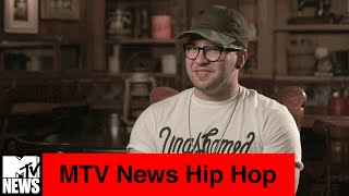 Andy Mineo Got 'Uncomfortable' Making His Sophomore Album | MTV News