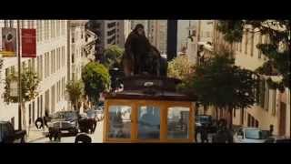 Repeat youtube video RISE OF THE PLANET OF THE APES: Apes Take Over San Fransisco