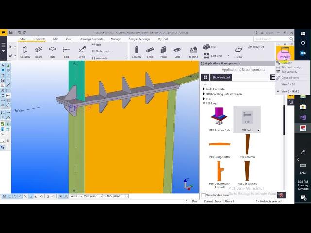 tekla software 2019 video, tekla software 2019 clip