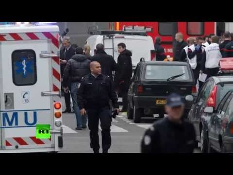 Месть за карикатуры на пророка Мухаммада журналу Charlie Hebdo во Франции