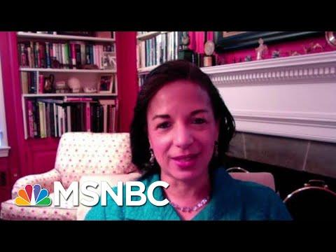 Amb. Rice: The Trump WH Received Many Warnings   Morning Joe   MSNBC