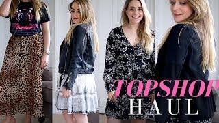 Zara & Topshop Try-On HAUL | Fleur De Force