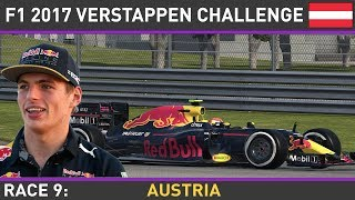 F1 2016 - Make Verstappen World Champion Race 9- Austrian Grand Prix