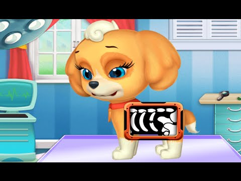 My Cute Little Pet - Kids Learn to Care Cute Little Puppy | Education Kids TV