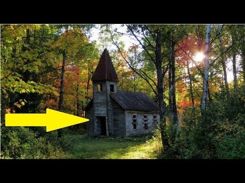 4 Top Abandoned Places In america Bloomville