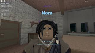 I'm a WERWOLF?! (roblox with the wobbles howling)