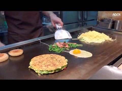 Teppanyaki in Japan - Food in Japan