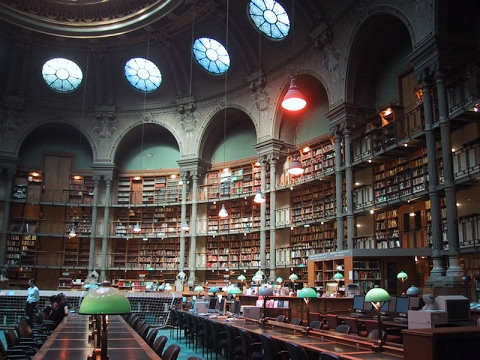 10 Famous Libraries In The World