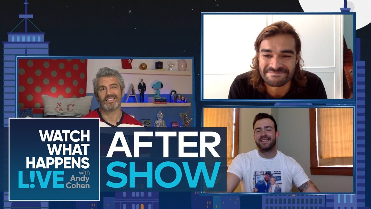 After Show: Chef Kiko Lorran on the Most Annoying Stew Behavior | WWHL