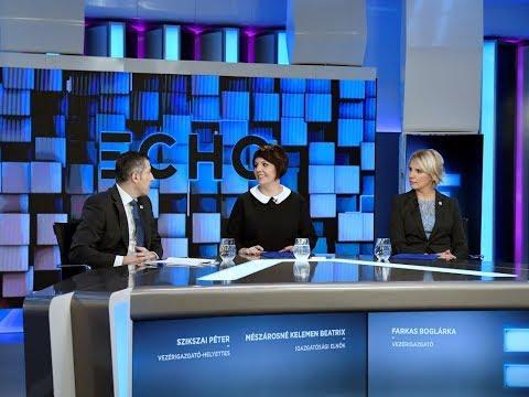 1204 - Sajtótájékoztató a megújult ECHO TV-ről - ECHO TV
