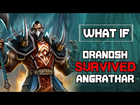 What If Dranosh Saurfang Survived The Wrathgate? - World of Warcraft