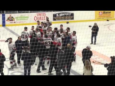 2016 Kent Cup Champs - Pictou County Weeks Crushers