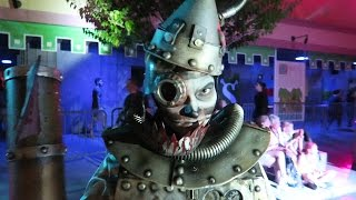 Another Scary Fun Night At Halloween Horror Nights Universal Orlando!!!