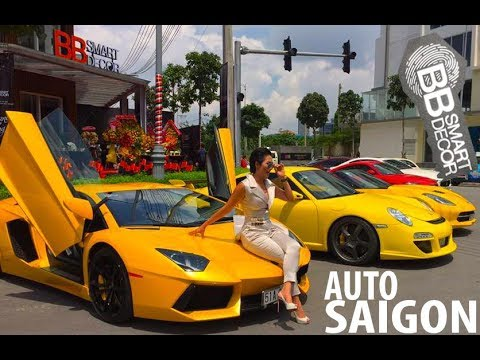 Sport cars in Saigon Vietnam for quick Drift