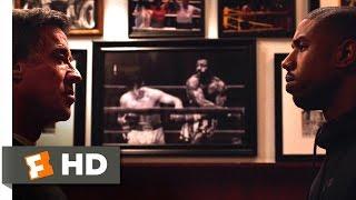 Video Creed - Rocky Meets Adonis Scene (2/11) | Movieclips download MP3, 3GP, MP4, WEBM, AVI, FLV Juni 2018