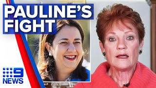 Pauline Hason's deadline for QLD premier to re-open borders